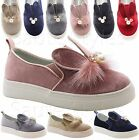 GIRLS KIDS CHILDREN PARTY VELVET SKATER PUMPS WEDDING SHOES TRAINERS BOOTS SIZE