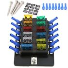 32V 12 Ways PC Terminals Circuit For Car Boat ATC ATO Fuse Box Block Holder