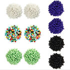 Fashion Simple Seed Beads Ear Stud Earrings Beaded For Ethnic Women Jewelry Gift