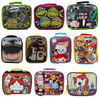 Back-to-School Student Kids Everyday Use 9.5-inch Lunch Box Bag - Multi Style