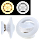 360° Rotation IR Sensor Night Light Mini Bathroom Bedroom Kitchen Lamp