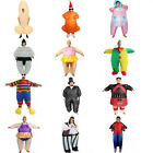 Inflatable Dull Body Fancy Dress Hen Night Halloween Outfit Cosplay Accessory