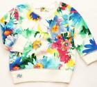 NEW With Tag RALPH LAUREN POLO Girls Floral Jumper Sweater