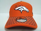 Denver Broncos Cap New Era 39Thirty Stretch Fit On Field 2017 Sideline Hat