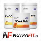 OSTROVIT BCAA 8-1-1 branched chain amino acids powder muscle recovery
