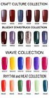 Bluesky 80625-80648 UV/LED Soak Off Gel Nail Polish 10ml FREE P&P