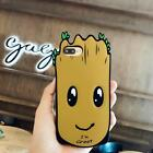 Guardians of the Galaxy Cute Baby Groot Phone Cover Case For iPhone 6/7/7Plus US