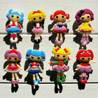 40pcs Lalaloopsy PVC Shoe Charms Accessories As Kids Children Party Cute Gift