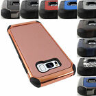 FOR APPLE IPHONE 8 IMPACT SHIELD RUGGED HYBRID CASE SHOCKPROOF COVER+STYLUS