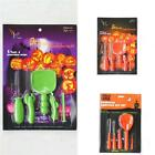 Hot Sale Halloween Pumpkin Carving Kit DIY 5 Tools Club Toys Light NEW & Boxed