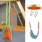 NEW Fabric Safety Swing Seat with Belt Hanging Tree Garden Home Best Kids Gift