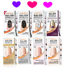 BOGO 50  SALLY HANSEN Salon Effects 16 Nail Polish Strips Color File  Buffer