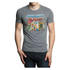 "He-Man ""Masters of the Universe Heroes"" Men's Gray T-Shirt - Multiple Sizes"