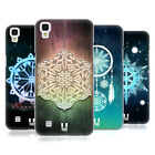 HEAD CASE DESIGNS SNOWFLAKES HARD BACK CASE FOR LG PHONES 2
