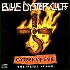 Career of Evil Blue Oyster Cult Audio CD