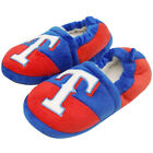 Texas Rangers Forever Collectibles 4-7 Youth Colorblock Slide Slippers