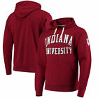 Indiana Hoosiers Mens Lcw Stadium Collection University Pullover Sweatshirts