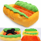 Hot Dog Puppy Pet Bed Washable Warm Kennel Dog Nest House Cushion Pad Cotton Mat