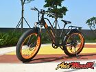 Addmotor MOTAN Female Electric Bicycle Bike 500W 26'' Full Suspension EBike M450