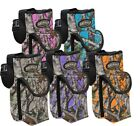 CAMO Endurance Trail Riding Insulated Water Bottle Cell Phone Carrier Holder