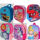 Paw Patrol My Little Pony Kids Junior Nursery Backpack Travel School Rucksack UK
