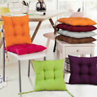 US Indoor Garden Patio Home Kitchen Office Chair Pads Soft Cushion Seat Pads