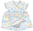 Under The Nile Baby Girls Zen Dress Baby Birds