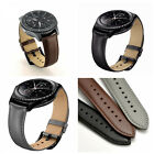Genuine Leather Watch Band Strap  for Samsung Gear S2 Classic SM-R732/R735 20mm