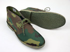 NEW RETRO 60 MENS DELICIOUS JUNCTION REMY CANVAS DESERT BOOT LEATHER CAMFLADO