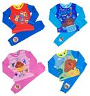 Boys And Girls Hey Duggee Pyjamas Sleepwear Two Styles 18-24M To 4