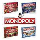 Monopoly Board Games - Football Editions - Choose your favourite!