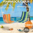 Deluxe Hammock Chair Hammocks Hanging Swing Soft Cushion Outdoor Indoor Camping