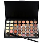 40 Colors Lady Shimmer Matte Eyeshadow Palette set Makeup Cosmetic Beauty Gift