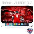 Liverpool iPhone Phone Case Flip Wallet Cover Personalised Gift *Unofficial*AF77