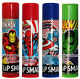 LIP SMACKER Balm Tube MARVEL COLLECTION Fruit+Chocolate Flavors *YOU CHOOSE* New