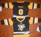 Pittsburgh Penguins Infant  NHL Hockey Jersey add  any name & number