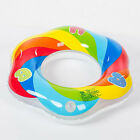 Newly Kids Swim Ring Children Summer Secure Swimming Tube Inflatable Lifebuoy