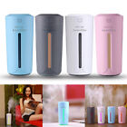 Ultrasonic Light Cup Aroma Humidifier Air Essential Oil Mist Diffuser Purifier