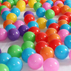 50Pcs Funny Baby Kid Children Toys Multi Colors Plastic Ocean Balls Pool Game