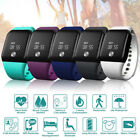 Smart Watch Phone Mate Waterproof Bluetooth Heart Rate Monitor For IOS Android