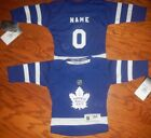 Toronto Maple Leafs  Infant  NHL Hockey Jersey add  any name & number