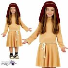 Boys Girls Childs Xmas Christmas Nativity Shepherd Fancy Dress Costume  Outfit