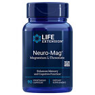 Life Extension Neuro-Mag Magnesium L-Threonate Support A Healthy Brain (90 Caps) $24.75 USD on eBay