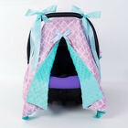 Car Seat Canopy Keep Warm Nursing cover+Infant baby Carrying Case Multi Style