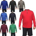 Under Men's Armour Charged Cotton 1/4 Zip Pullover - Multiple Colors/Sizes - New