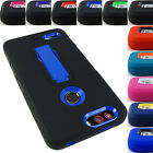 FOR ZTE BLADE ZMAX PRO 2 RUGGED HYBRID ARMOR IMPACT CASE COVER+STYLUS/PEN