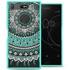 For Sony Xperia XZ1 Compact Case Hard Back Bumper Slim Phone Cover
