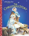 The Christmas Story   New Hardcover Classic Little Golden Book