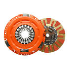 Centerforce Clutch Pressure Plate and Disc Set DF985985; Dual Friction Cast Iron