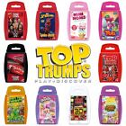 Brand New Top Trumps Specials Card Games - Pick your favourites